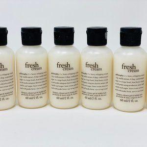 8pk-Philosophy shampoo, gel & bubble bath